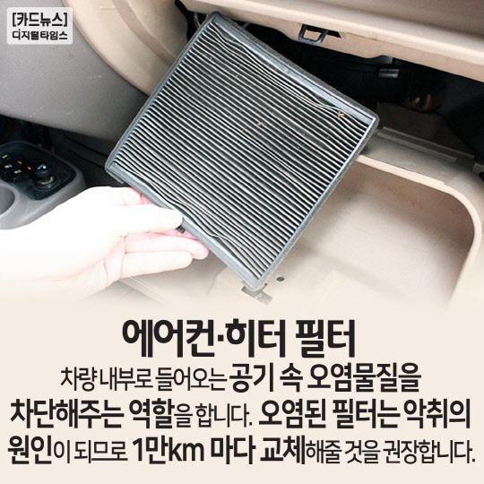 [카드뉴스] 봄철 소중한 내차 관리